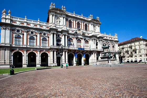 National Museum of the Italian Risorgimento in Palazzo Carignano