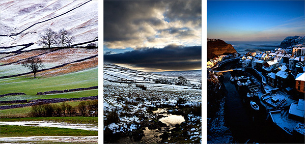 Yorkshire Winter Scenes
