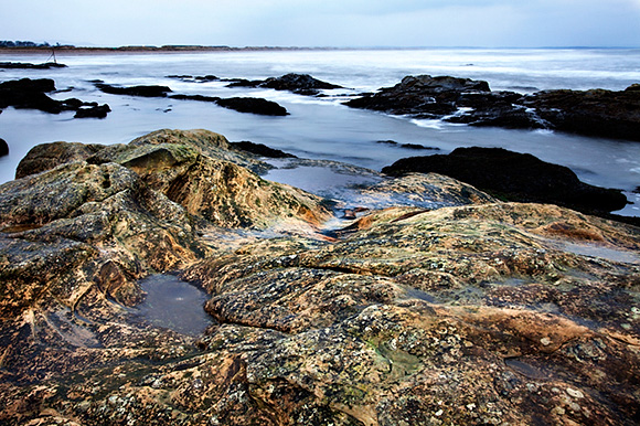 Rocky Shoreline St Andrews