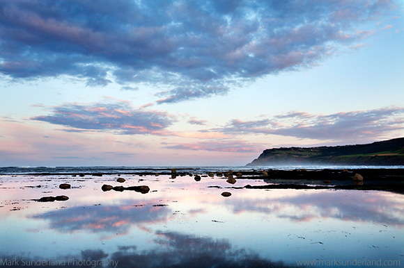 Robin Hoods Bay at Dusk
