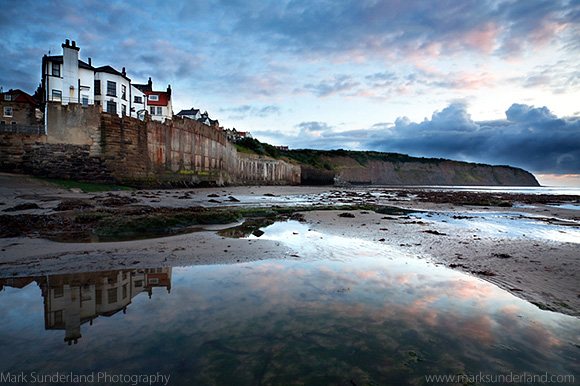 Robin Hoods Bay at Dawn