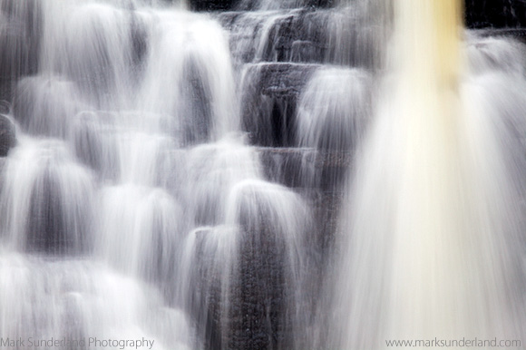 Goitstock Waterfall Detail