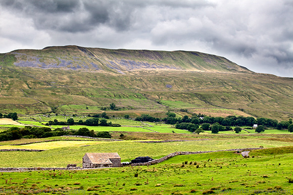 Field Barn Below the Slopes of Whernside