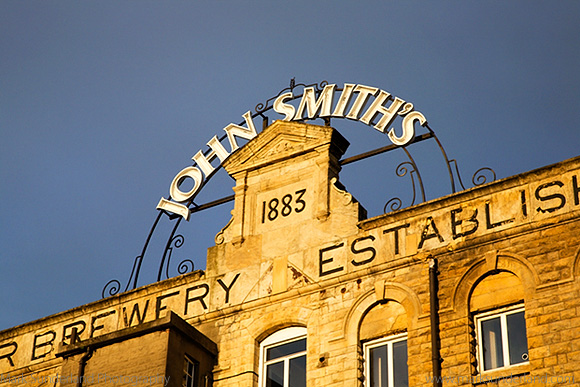 John Smith's Brewery © Mark Sunderland Photography