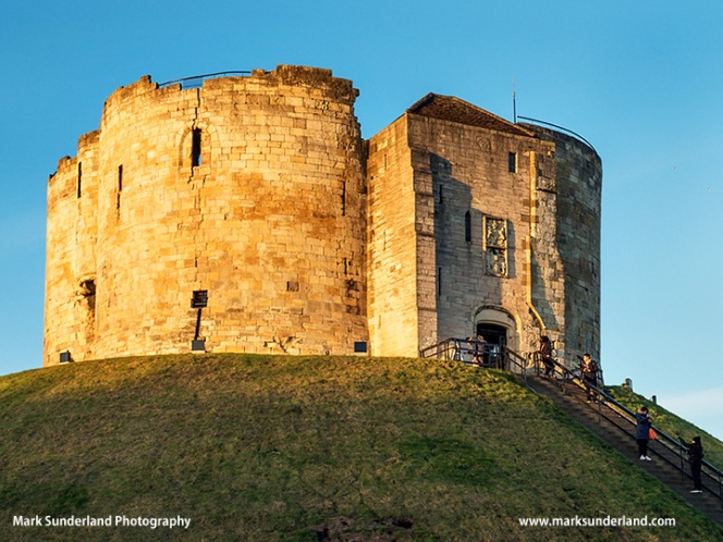 Cliffords Tower at York
