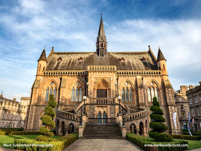 McManus Art Gallery and Museum in Dundee