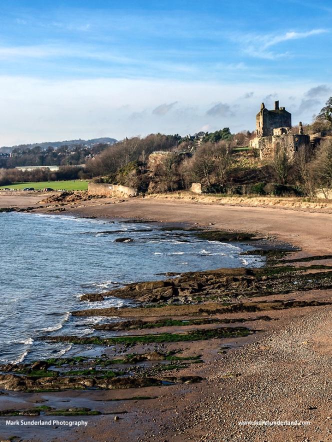Ravenscraig Castle Kirkcaldy