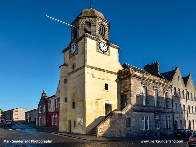 Tolbooth at Dysart