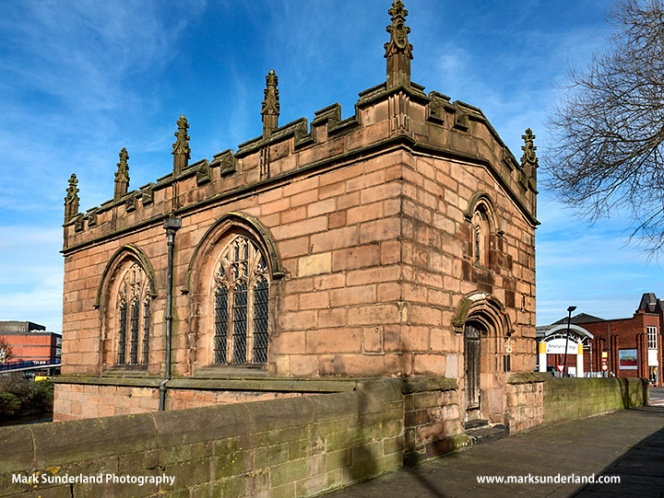 Chapel of Our Lady on Rotherham Bridge