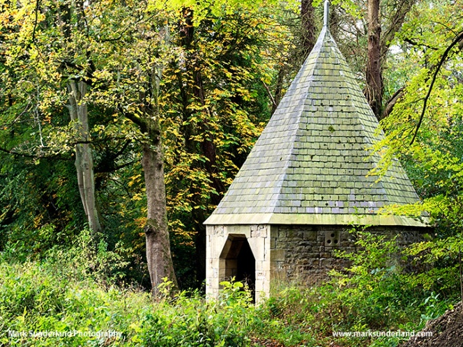 Castlestead Summerhouse near Pateley Bridge