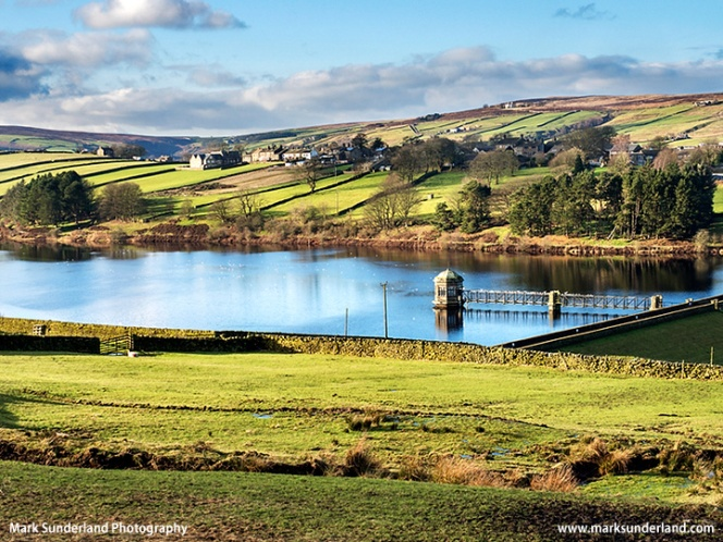 Lower Laithe Reservoir