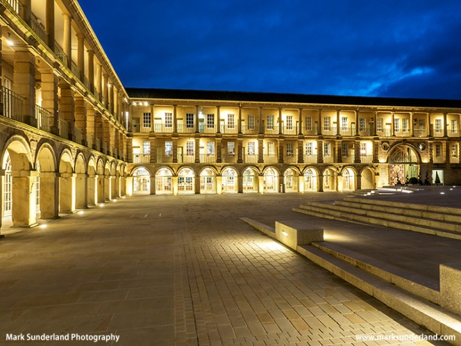 The Piece Hall Halifax