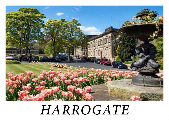 Crescent Gardens at Harrogate