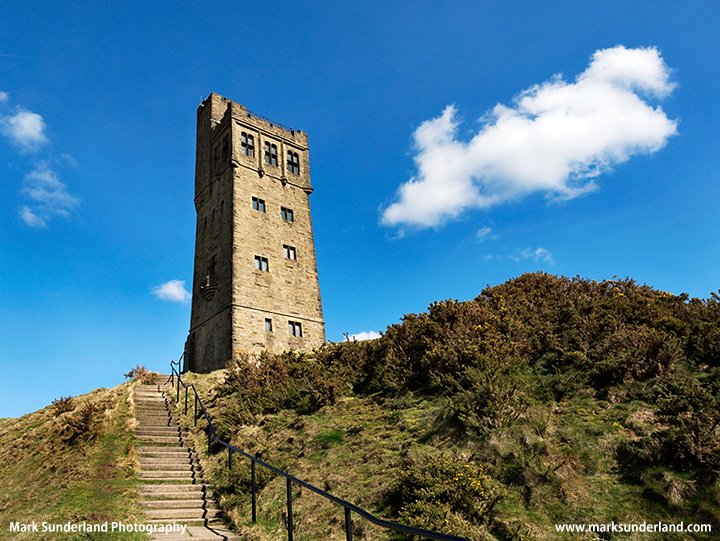 Last Week's Shoot – Castle Hill, Huddersfield