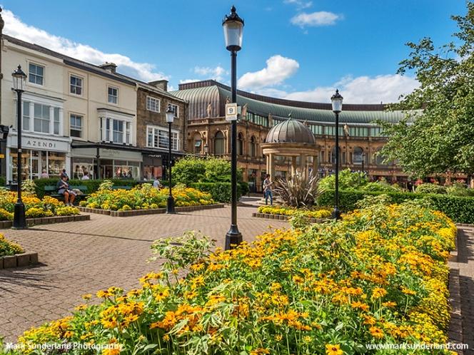 Victoria Gardens in Harrogate