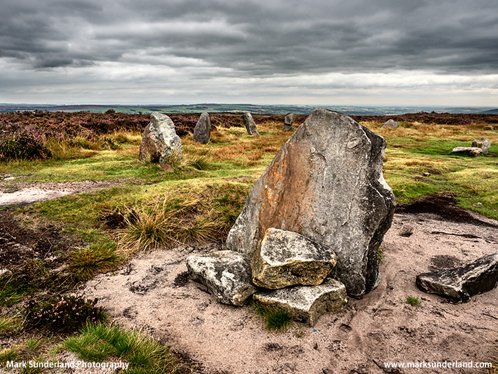 The Twelve Apostles and Burley Moor