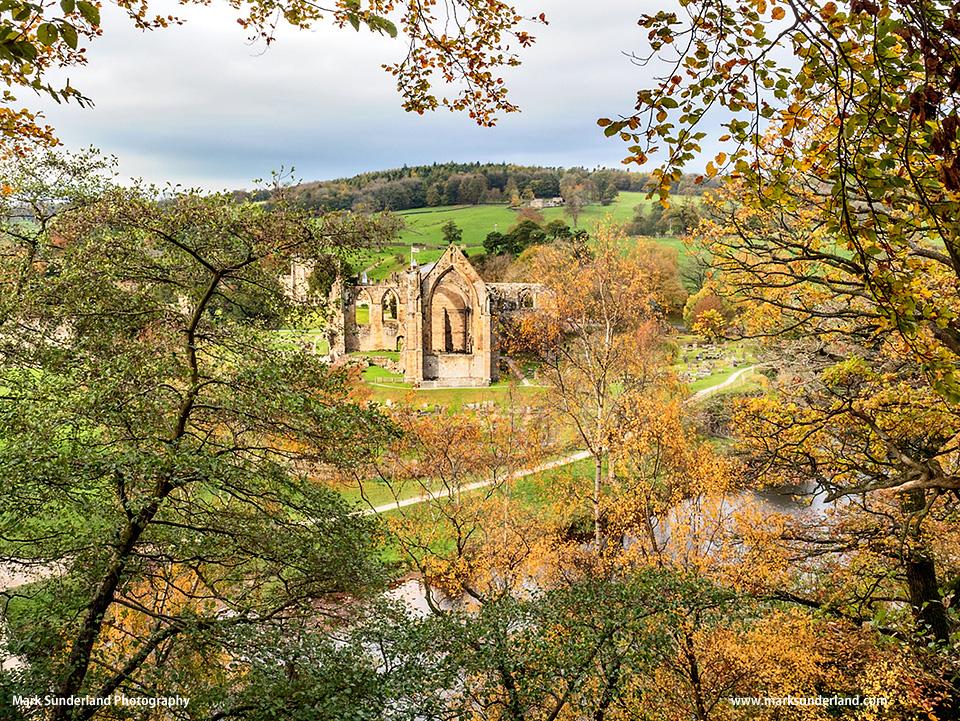 Bolton Abbey in Autumn