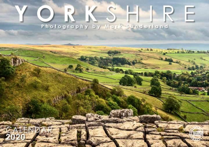 Yorkshire 2020 Calendar