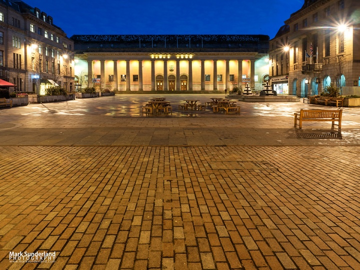 City Square in Dundee