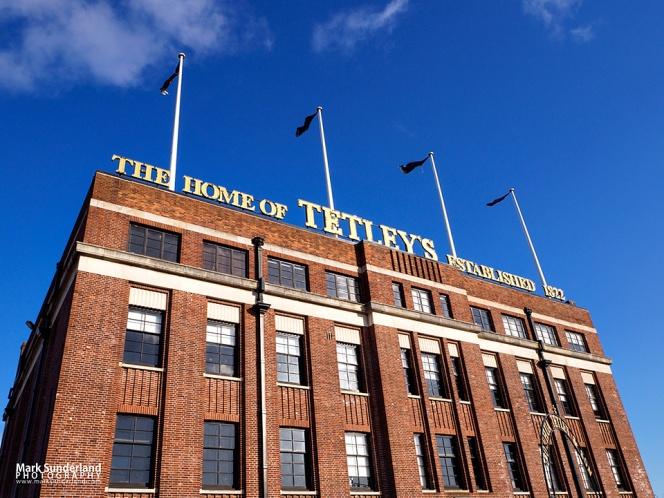 The Tetley centre for contemporary art, Leeds