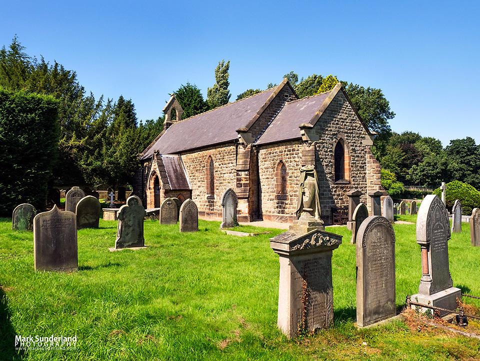 Church of Saint Joseph and Saint James at Follifoot, Harrogate, North Yorkshire